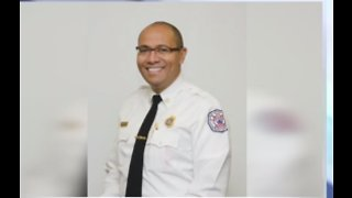 Palm Beach County Fire Rescue names new fire chief