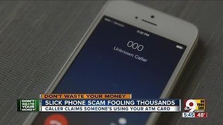Slick phone scam fooling thousands