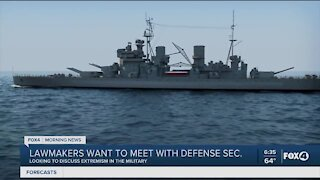 Lawmakers to meet with Defense Secretary
