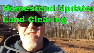 Land Clearing for the New Homestead
