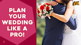5 amazing wedding planning ideas for couples