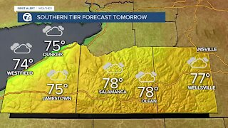 7 First Alert Forecast 5 p.m. Update, Friday, May 21