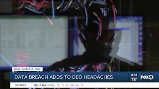 DEO security data breach