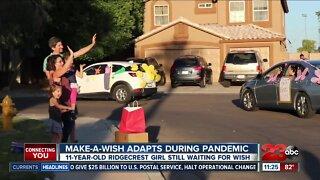 Make-A-Wish Adapts During Pandemic