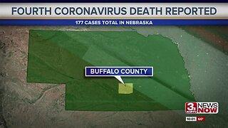 Fourth coronavirus death reported