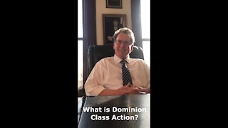 What is Dominion Class Action Civil Rights Lawsuit