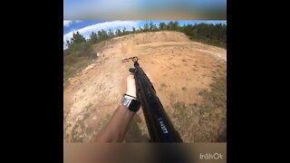 Mp5 shooting drills