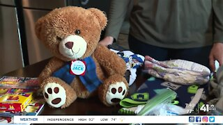 New program delivers care packages to foster children