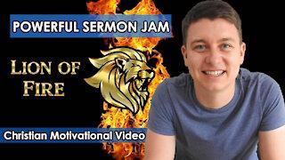🦁🔥Motivational Christian SERMON JAM | Powerful Christian Sermons | Christian Video