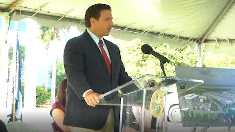 Governor Ron DeSantis Announces Terran Orbital will Invest $300 Million in Florida's Space Coast