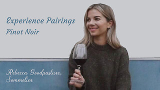 (S5E9) Experience Pairings with Rebecca Goodpasture, Sommelier- Pinot Noir