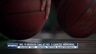 Valentine's Day delivery of local girls basketball quarterfinal play