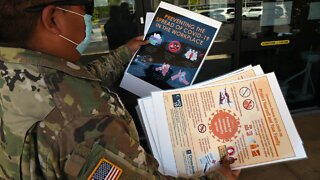 Lawmakers Push For Full Federal Funding Of National Guard