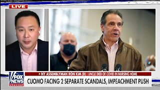 Democrat: If Cuomo Doesn't Resign He MUST Be Impeached
