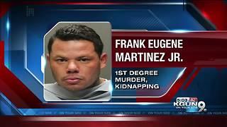 Foothills homicide suspect arrested