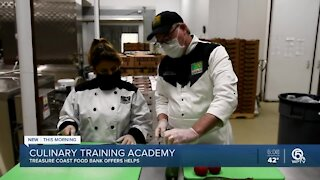 Fort Pierce program trains students for careers in food production industry