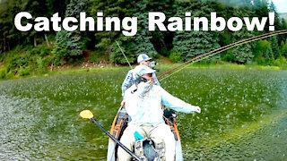 Haviland Lake Kayak Fishing - Beautiful Alpine Lake - McFly Angler Episode 25