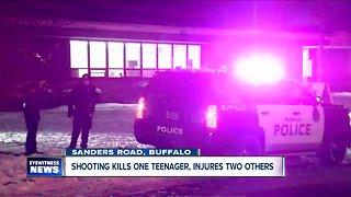 Buffalo police investigating triple shooting in North Buffalo