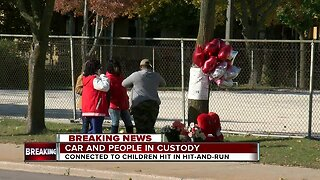 People in custody and car recovered in connection to the hit-and-run that killed a 6-year-old