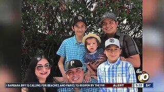 Chula Vista family battles COVID-19 symptoms for weeks