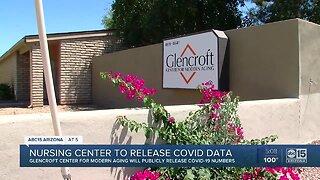 Nursing center to release COVID-19 data
