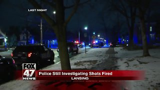 UPDATE: Shots fired during large fight