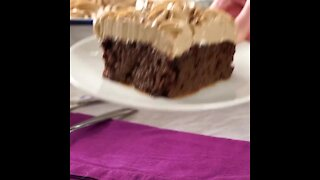 Chocolate 3 Leches Cake