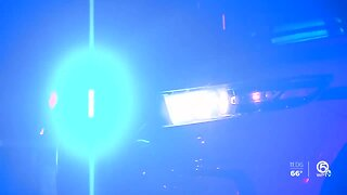 Three children hurt in multi-vehicle crash in Palm Beach County
