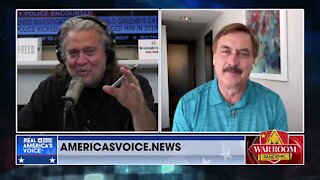 Mike Lindell Says Joe Scarborough's Melt Down Over AZ Means 'We're Right Over the Target'