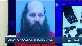 More charges could be coming for man who threatened SWFL synagogue