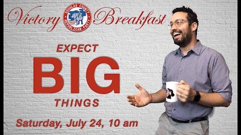 Republican Victory Breakfast 7/24/2021