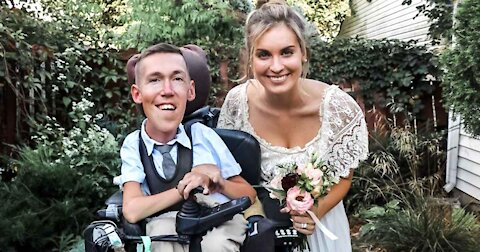 This Interabled Couple Is Showing The World That Love Has No Limits.