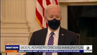 Biden Blames Trump For Border Crisis: It Started With The Last Admin