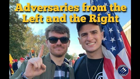 Orthodoxy First interview with Nick Fuentes || Adversaries from the Left and the Right