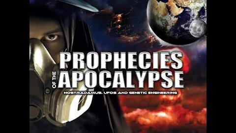 Alien UFO Invasion in 2019 - 2020? Nostradamus and Revelation Prophecies
