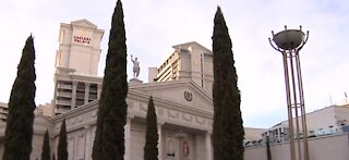 Caesars entertainment: $3.1M charity donation possible by paid parking