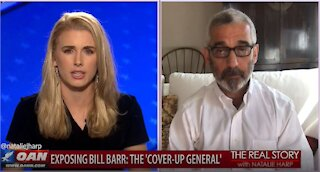 The Real Story - OAN Bill Barr's Betrayal with Lee Smith
