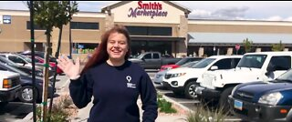 Las Vegas woman highlighted for efforts during pandemic