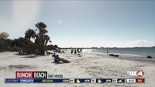 Black History Month: Bunch Beach in Fort Myers