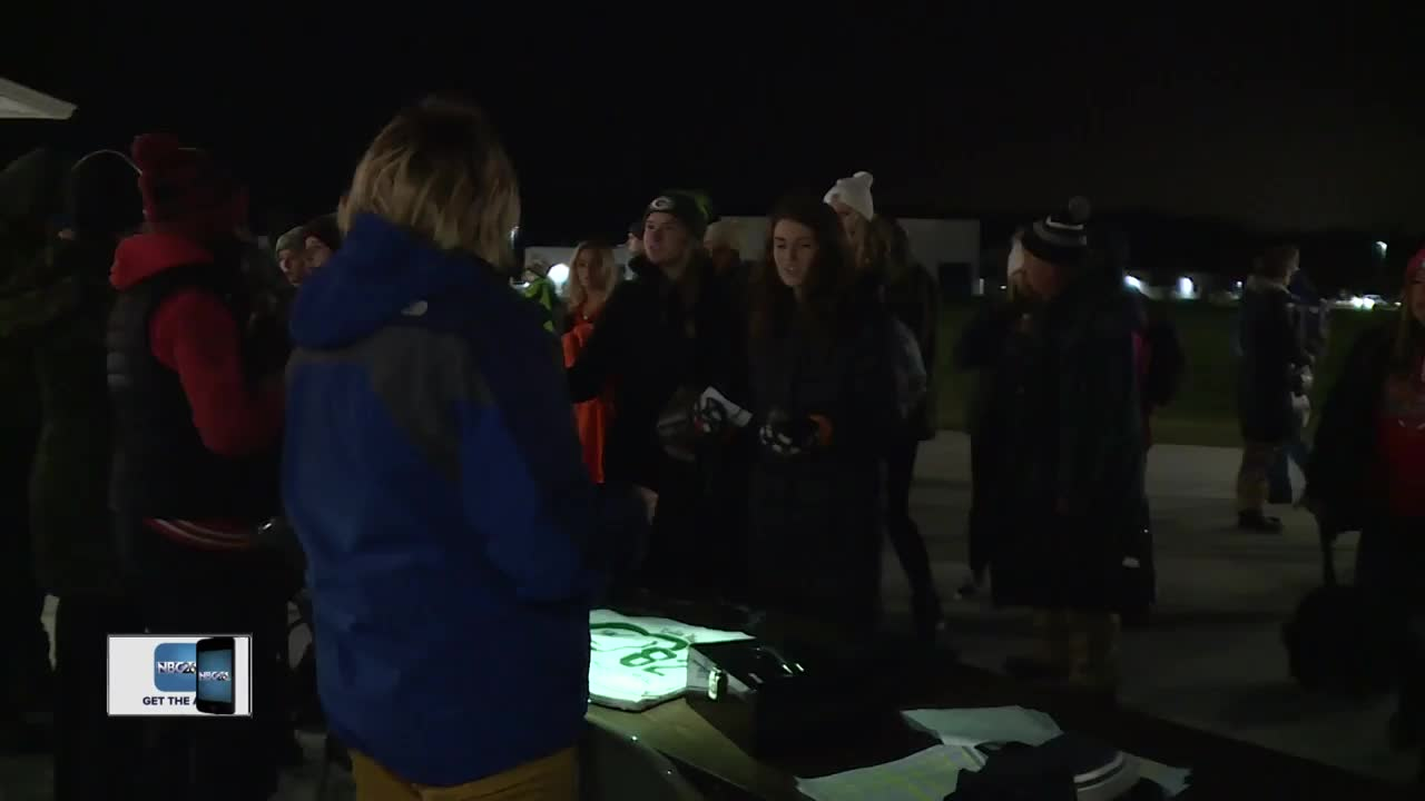 Hortonville remembers player after tragedy