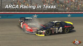 POV | ARCA Racing at Texas