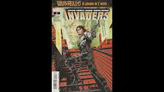 Invaders -- Issue 3 (2019, Marvel Comics) Review