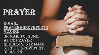 January 31 Worship Service Groveport UMC