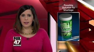 Possible solution to medical marijuana shortage