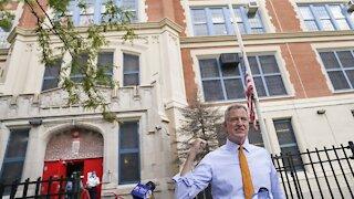 New York City Delays Return To Classrooms