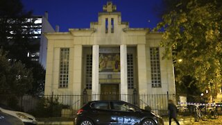 Search for Gunman Who Shot French Priest Widens, Suspect Released