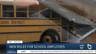 New roles for school employees during remote learning
