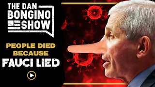 People Died Because Fauci Lied