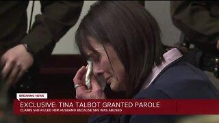 Exclusive: tina Talbot granted parole