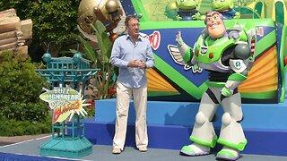 Tim Allen Jokes About Buzz Lightyear's Hair